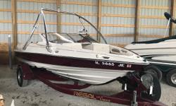 Great je boat with a tower for the water sports. Call today for a showing. Trades considered. Engine(s): Fuel Type: Gas Engine Type: Jet Quantity: 1