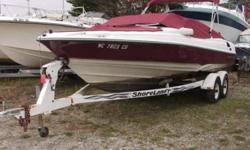 1999 Regal 2100 LSR NEW ARRIVAL ! Great boat, Bimini top Beam: 8 ft. 5 in. Stock number: B5114