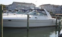 """MOTIVATED SELLER SAYS """"MAKE AN OFFER AND SEE"""" This Sea Ray 400 Sundancer is an example of a popular and practical family cruiser with lots of room and dependable diesel power. She features a large open cockpit with ample seating and a spacious mid-cabin"""