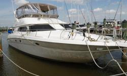 """BRAND NEW FULL ENCLOSURE (January 2018) """"Lathia"""" is powered by upgraded and desirable Twin Cummins Diamond Series 6CTA 8.3M Turbo 430 hp each and upgraded Westerbreke 10kw Genset. FRESHLY PAINTED BOTTOM JOB and HULLS SIDES BUFF 'n WAXED (January 2017) The"""