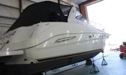 1999 Sea Ray 460 Sundancer Sport Yacht - NEW LISTING! BOTTOM PAINT - ONLY 2 YEARS OLD 1000 HOUR GENERATOR SERVICE W/ ALL NEW HOSES & PUMP - FEB 2018 NEW IMPELLERS - JULY 2018 NEW CONTROL CABLES (5) - JULY 2018 SHAFT SEALS - SEPT 2018 HYDRAULIC SWIM