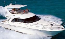One of the Finest Models of its time, the Sea Ray 560 Sedan Bridge offers high levels of quality, performance, and styling. With a plush three stateroom interior, expansive cockpit, fly bridge, and helm along with two heads and a galley and salon