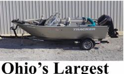 1999 Tracker Targe 18 w/ 2015 Mercury 115hp 4-Stroke Please call or email for more information. The Tracker Targa 18 has the all-out performance of an all-welded boat. This durable boat is built tough with a full .100 material thickness throughout