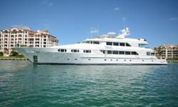 THEMIS has just completed a multimillion-dollar refit in the summer of 2015. Highlights include a complete new custom interior by Scott Carpenterthroughout the vessel with all new furnishings, upholstery, new carpet & new headliner, bedding, soft