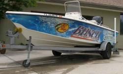 2007 Mako (Only 84 Hours! Fantastic Condition!) *** FOR ALL QUESTIONS CONTACT: DAVE 941-737-3709 or 941-379-0909 or da... Listing originally posted at http://www.boatingbay.com/listings/2007-Mako-Only-84-Hours-Excellent-Condition-94476.html