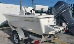 Price:$19,995Address:Hudson, FL 34667 (map)Date Posted:01/06/162014 TIDEWATER 17CC WHITE YAMAHA F70LA$19,995 Boat Motor and TrailerCome See it in person at Pelican Marine Center Inc. 13323 US Hwy 19, Hudson, FL 34667 Parking is in the front of our main