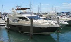 2011 Azimut 55 FLYBRIDGE THIS IS A FANTASTIC BOAT AT A FANTASTIC OPPORTUNITY. BUY THE TRENDIEST BOAT ON THE MARKET WITHOUT THE NEW BOAT DEPRECIATION. THIS YACHT HAS MORE THAN ANY NEW BOAT OR USED COMPARABLE ON THE MARKET. IT INCLUDES: AZIMUT MASTERPIECE