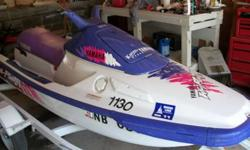 1997 Yamaha jet ski for sale. comes with trailer. Will throw in tube and life jackets. $1800.00.if interested call Jim at or (click to respond) .Listing originally posted at http://nebraska.findanyboat.com/boats/1997-yamaha-jet-ski.html