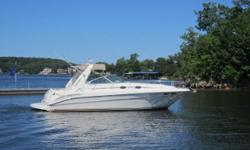 Stock ID: 103873SpecsLength Overall (LOA): 34'Features and OptionsTAN DASH GEL COAT, VITRICOR INTERIOR WOOD PACKAGE, COCKPIT COVER W/ STORAGE BAG, FWD DECK SUN PAD W/ SST DECK RUNNERS, COUCH & TABLE W/STORAGE, SYSTEM MONITOR PANEL, AC/HEAT, 4.5 WESTERBEKE