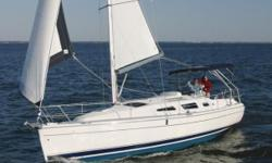 Boat Available for May Delivery!!!  Price also includes Hunters 11,000 Factory Rebate!!!!!!!!!!!! Category: Sailboats Water Capacity: 0 gal Type:  Holding Tank Details:  Manufacturer: HUNTER MARINE CORPORATION Holding Tank Size:  Model: 380