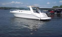 Stock ID: 103842Specs Length Overall (LOA): 41' Features and OptionsBIMINI TOP, CAMPER ENCLOSURE, COCKPIT COVER, SIDE & AFT CURTAINS, MOORING COVER. ANCHOR WITH CHAIN, CO DECTOR, FIRE SUPPRESSION SYSTEM, WINDLASS. CD PLAYER AND 2 TVs. AFT BENCH SEAT,