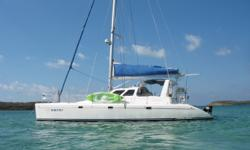 Three cabin - 2 head Owner's Version layout loaded with options and everything you need to cruise safely in comfort and style! The VOYAGE YACHTS shipyard is a manufacturer of multiple award winning, luxury, performance cruising Catamarans. Designed,