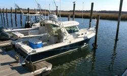 New lower price! ONLY Albin 28 with Generator! Solid, well kept, recently awlgripped example of Albins most successful cruiser/fisherman with all the right equipment, including air conditioning and generator, autopilot, bow AND stern thruster,