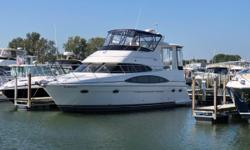 Complete the Great Loop on this well maintained Carver 396 Motor Yacht! Spacious layout and relaxed areas create a comfortable ride for you and your guests. Plenty of seating, ease of entry, and a full galley add to the numerous amenities. SSM Trade