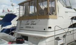 ***MAJOR PRICE REDUCTION - OWNER SAYS SELL!!***2000 Carver 396 Motor Yacht -- Well Maintained Vessel In Great ConditionLoaded with Upgrades including Hydraulic Marine Lift, New Garmin 4212 + Much More!!Call with all offers or to arrange a showing