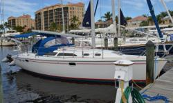 "The owner of ""Bel Ami"" is a Sailor with a passion for sailing.  The pride of ownership in this vessel is evident everywhere aboard her. Her owner is currently seeking to move up to a larger vessel.   Care and continuous maintenance"