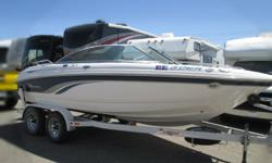 2000 Chaparral 186 ssi in excellent condition. Buy with confidence at Cowboys RV Marine... Every boat comes with a full marine service by our A+ BBB rated marine service department! Come check it out today! Beam: 8 ft. 2 in. Hull color: White/Blue Stock