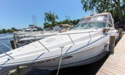 Luxury and performance combine to create the amazing package that this boat is. The Cruisers 3672 is perfect for long stretches out on the water. With all of the features that this one has you'll never want to leave! Includes compass, depth sounder,