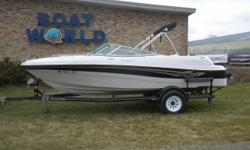 2000 Four Winns 190 Horizon & 4.3L Inboard / Outboard. Motor Runs Great! This Open Bow Boat Features, Front Bow Seating With Storage, Full Walk Through Windshield, Rear Bench Seating That Lays Down And Storage, Comfortable Sun Deck, Two Middle Swivel