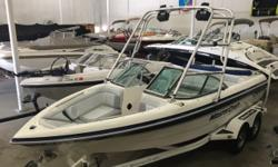 MasterCraft 205V the boat that started it all! Crisp clean wakes for skiing and fantastic wake board wakes. Don't miss your chance to have this fantastic V-drive. Trades Considered. General Options DEPTH FINDER HEATER POWER HATCH SKI TOW STANDARD USED