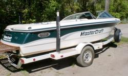 2000 Mastercraft Pro Star 195 This boat has only had 2 owners. It has been very well maintained. There is a spare tire for the trailer. It comes with a stainless steel prop. the motor has 722 hours on it. The engine is a 310hp Prediter.