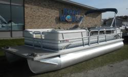 2000 Princecraft Vantage 24 Pontoon & 2010 60HP Mercury 4-Stroke EFI. Motor Only Has 178 Hours And Runs Great! This Pontoon Features, Front Bench Seating With Storage, Rear Bench Seating With Additional Storage, Flip Back Seat, Large Rear Sun Deck With,