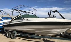 2000 MERCRUISER 502 MAG2000 VM CUSTOM TANDEM AXLE TRAILER Engine(s): Fuel Type: Gas Engine Type: Stern Drive - I/O Quantity: 1
