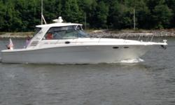 If you are looking for a Very cleanDIESEL express with HARDTOP w. ac at helm, Bowtruster, and8.3 Cummin DIAMONDseries... please make an appiontment to see this Boat! She isextremely beamy (14'2)for a 37 ft,