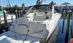 You will not find a nicer 460 Sundancer Anywhere, I have been selling boats for 32 years, This is the one. Twin 450 Diamond Series Cummins Only 760hrs, 8kW Westerbeke only 325hrs, Full Electronics, Full Canvas and Covers, Washer/Dryer, Loaded, She spent