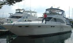 New to the Market Maintained with an Open Checkbook If you are in the market for an all-around great family boat, you've found it. This 2000 Sea Ray 480 Sedan Bridge has been professionally maintained; cosmetically and mechanically, and it shows.