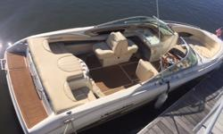 VERY NICE CONDITION! Repowered in 2011 with a Mercruiser 383 MAG Stroker (Dealer Installed)