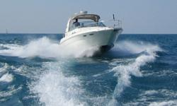 Fresh water, low hour and very popular 31 Sundancer that boasts recent tune ups, updated cockpit carpet and Raymarine Radar and Plotter. Couple that with the 350 MAG MPI engines and you have quite a boat. Trades considered. Engine(s): Fuel Type: Gas