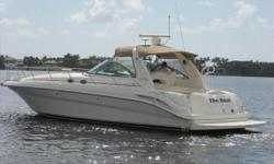 2000 41' Sea Ray Sundancer -- One Owner Boat Since New -- Always Maintained with Open CheckbookLow Hours on Upgraded CAT 3126TA Diesels (572 Original Hours)****Owner Says Sell -- Priced Aggressively for Quick Sale -- Will Not Last at Only $99,900