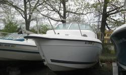NEW INVENTORY 2000 Seaswirl 2100WA This Sea Swirl Striper 2100WA is a nice Boat w/ a Johnson Ocean Pro 150 2 stroke that is ready for the water! This boat comes w: Johnson Ocean Pro 150hp 2 stroke Bimini Top This is a great little WA to get on the water