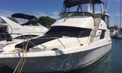 This 392 Silverton MY can't be compared to the rest. Starting with a prideful and knowledgeable owner overseeing all working parts and systems on the boat since 2002. Recent updates as of summer of 2015 include new canvas and eisenglass on bridge, fresh