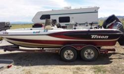 Go directly to our Midway web site for much more info and pictures. www . midway auto and marine . com WE TAKE TRADES!! FINANCING AVAILABLE!! ALL BOATS COME WITH WARRANTY!! Arriving Soon **Local Trade in, Very nice boat and mechanically