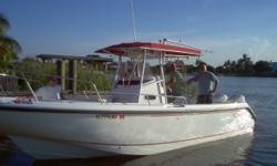 Description For full and complete specifications Please Click Here Category: Powerboats Water Capacity: 20 gal Type: Cruiser (Power) Holding Tank Details:  Manufacturer: Boston Whaler Holding Tank Size:  Model: 26 Outrage Passengers: 0 Year: 2001 Sleeps: