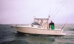 MAJOR PRICE REDUCTION!!!!!!!!!!!!!!!YOU WILL NOT FIND A NICER 280 ALBEMARLE THAN THIS BOAT HERE!! SHE IS READY TO GO AND NEEDS NOTHING TO START REELING IN THE BIG FISH!! This 280 XF has been maintained to the hilt and is always cared for. She offers a