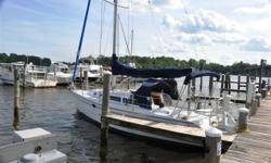2001 Catalina 320 2001 CATALINA 320, One of the best preforming Catalina designs, this boat is nimble, quick and roomy, an accomplishment in and of itself. The large cockpit is spacious for her size and the cabin is well laid out and functional. Please
