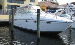 Overview Luxurious and Roomy Cruiser at a Bargain Price!The Nineteenth Hole is a well kept sportcruiser with upscale air-conditioned accommodations including two staterooms stylish convertible dinette fully appointed galley and a private head with