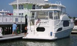 "Category: Powerboats Water Capacity: 0 gal Type: Motoryacht Holding Tank Details:  Manufacturer: Silverton Holding Tank Size:  Model: 43 Motor Yacht Passengers: 0 Year: 2001 Sleeps: 0 Length/LOA: 43' 0"" Hull Designer:  Price: $209,500 / €160,993"