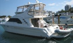 Description Please contact Ned Bruck. Vessel Walk Through This richly appointed 56 Sedan Bridge rivals more expensive imports for style quality function and performance. The plush three stateroom interior is arranged with the Master Suite forward VIP