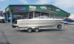 2001 Bayliner 2150 Capri - $11,999 This is an awesome entry level boat to get your family into boating! The boat is very clean with very low hours. Functional adjustable seating and plenty of power and room for whatever your needs. SPECS Passengers: 9