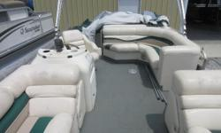 Price includes a Yamaha 115hp 4-stroke, bimini top, ladder and cover. Sale Price $10,999.00 ***NO TRAILER 36WR75C00 Nominal Length: 22' Length Overall: 22' Length Of Deck: 21.9' Engine(s): Fuel Type: Other Engine Type: Outboard Beam: 8 ft. 6 in.