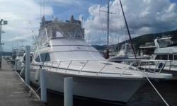 *****$50,000 PRICE REDUCTION -- OWNER SAYS SELL NOW*****2001 51' Bertram Convertible -- Full Refit Just Completed -- Excellent Condition Inside & OutPowered with Twin MAN 1050 Diesels & a New Onan 17.5kW GeneratorRecent Upgrades Include New Simrad