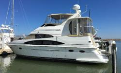 Extremely well-kept one-owner Motor Yacht with light use and high maintenance. Flat screen TV in cockpit with Satellite TV. All gear including dinghy included. Turn-key and fresh-water only. Trades considered. Engine(s): Fuel Type: Gas Engine Type: