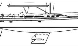 "This Catalina 400 MKII is the 3 cabin, 2 head version. The cockpit is very large, lots of room to entertain friends. The boat sails great in light air and also in a big breeze. The salon area is spacious because of the generous beam (13'6""). The salon"