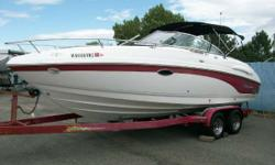 Nice Condition Cuddy Nominal Length: 23' Engine(s): Fuel Type: Other Engine Type: Stern Drive - I/O