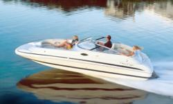 Chris-Craft 232 Sport Deck, powered with a 5.0 220 HP, boat only for more information call and ask for Jerry. This boat is very clean. Nominal Length: 22.3' Length At Water Line: 18' Length Overall: 22.5' Max Draft: 2.7' Drive Up: 1.2' Engine(s):