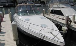 Owner has just reduced the asking price $20,000 for this 2001 35Cruisers! Low Hours and very clean, She isweekend cruising ready! Nominal Length: 35' Length Overall: 35' Max Draft: 3.4' Engine(s): Fuel Type: Other Engine Type: